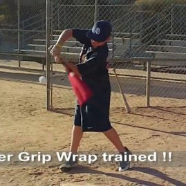Train outside the box.  Use the Power Grip Wrap!